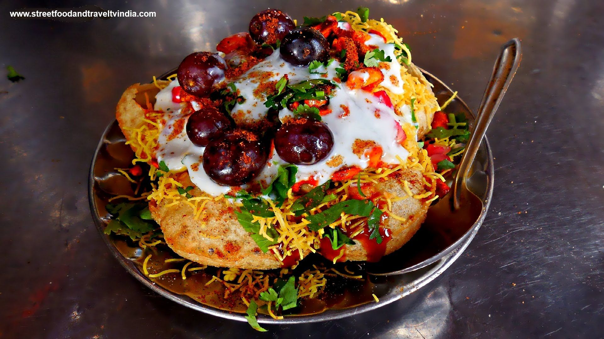 Top Free Street Food Backgrounds