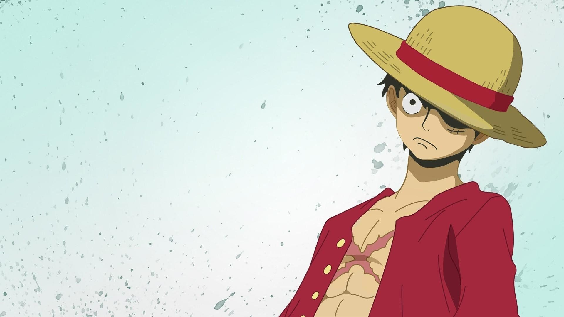 Luffy Wallpapers Top Free Luffy Backgrounds Wallpaperaccess