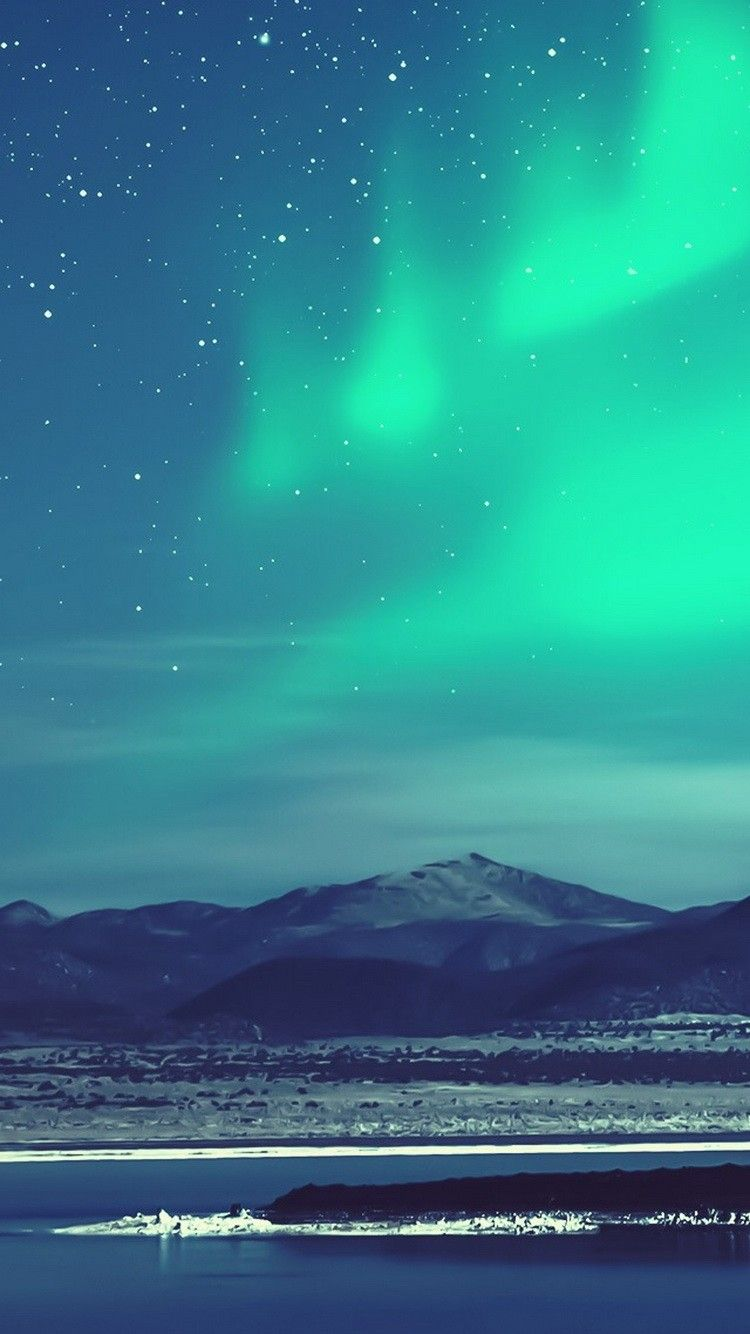 "1125x2436 1125x2436 Aurora Borealis Northern Light Iphone X,Iphone 10 HD 4k ..."">"