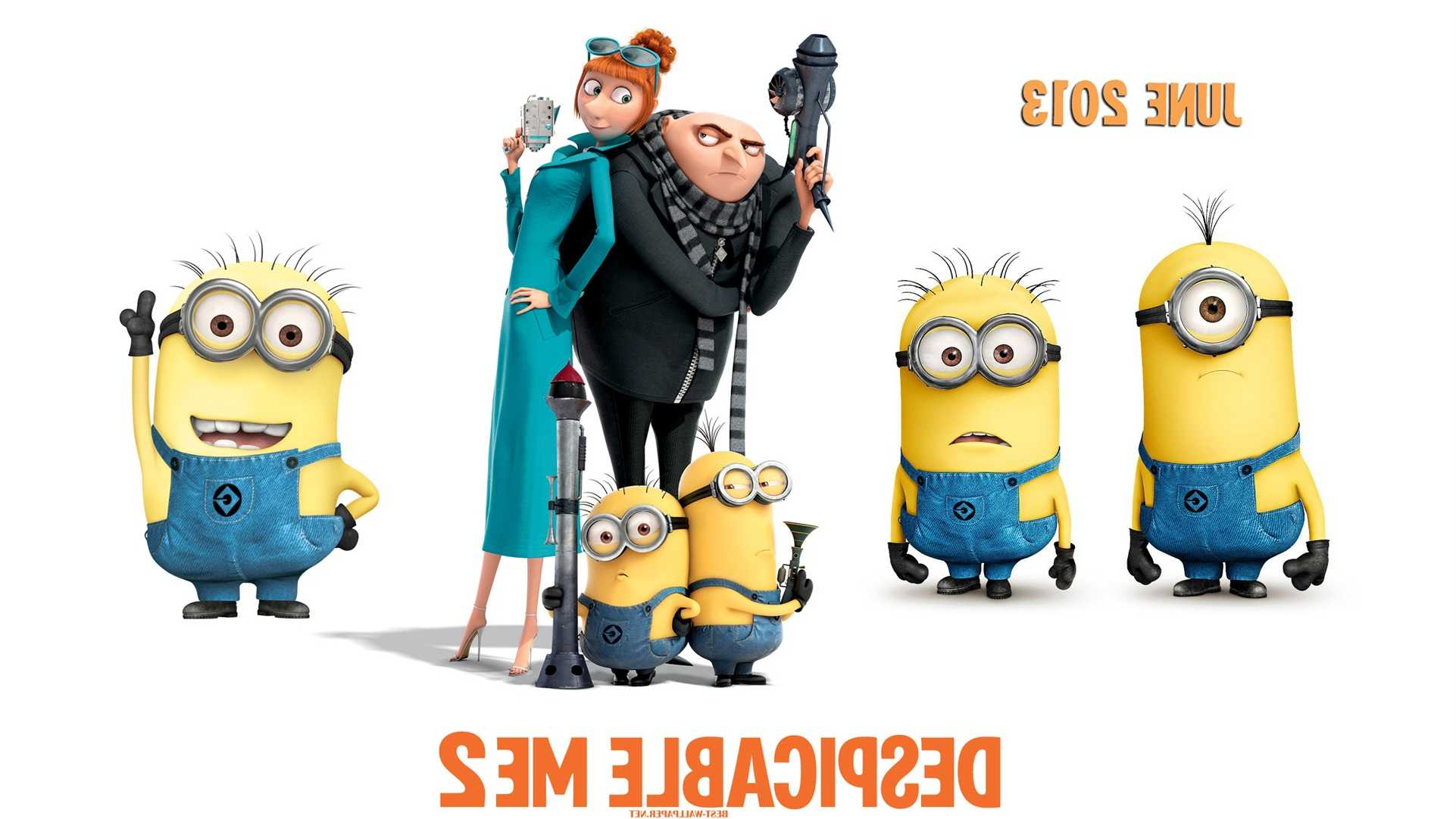 74 best free despicable me 2 wallpapers - wallpaperaccess