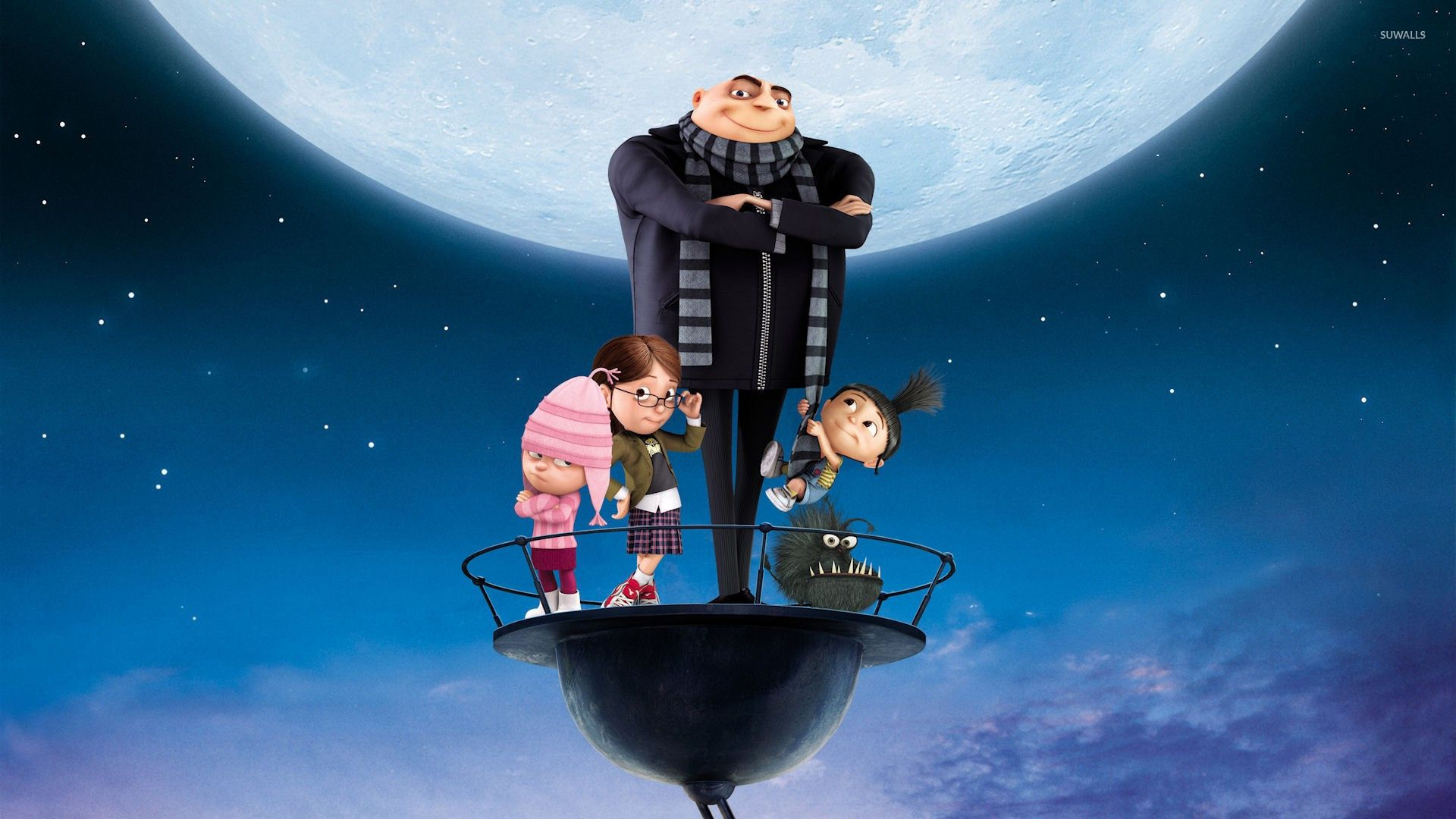 Despicable Me Hd Wallpapers HD Wallpapers