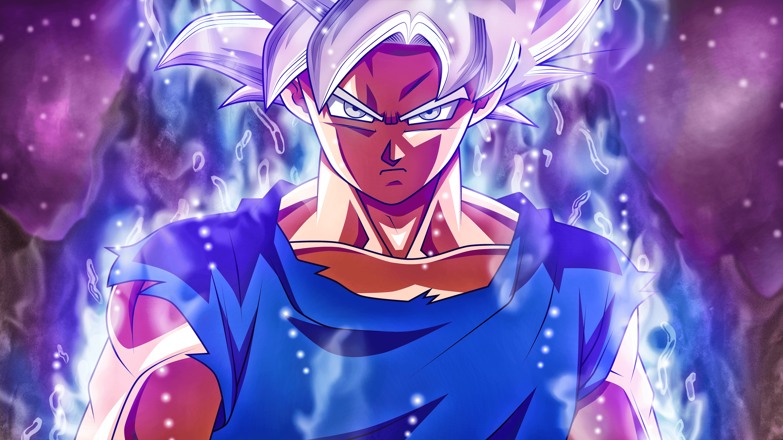 Ultra Instinct Goku Wallpapers Top Free Ultra Instinct Goku Backgrounds Wallpaperaccess