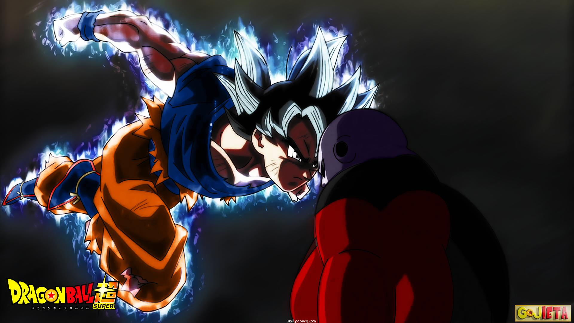 Ultra Instinct Goku Wallpapers Top Free Ultra Instinct