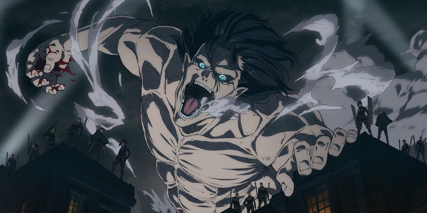 Attack On Titan Season 4 Wallpapers Top Free Attack On Titan Season 4 Backgrounds Wallpaperaccess