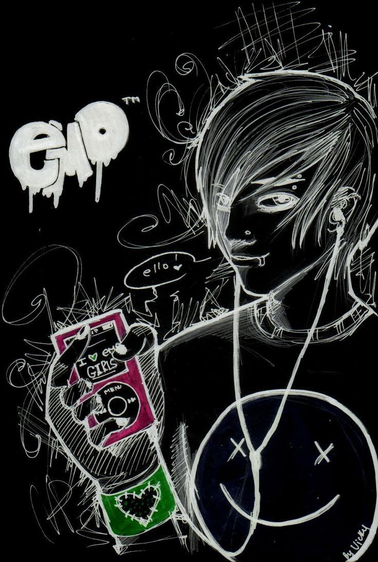Emo Wallpapers Top Free Emo Backgrounds Wallpaperaccess