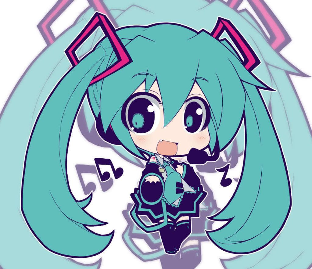 Anime Girl Chibi: Cute Chibi Anime Girl Wallpapers