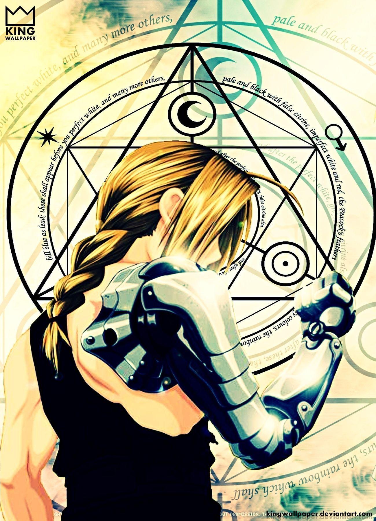 Fullmetal Alchemist Wallpapers Top Free Fullmetal