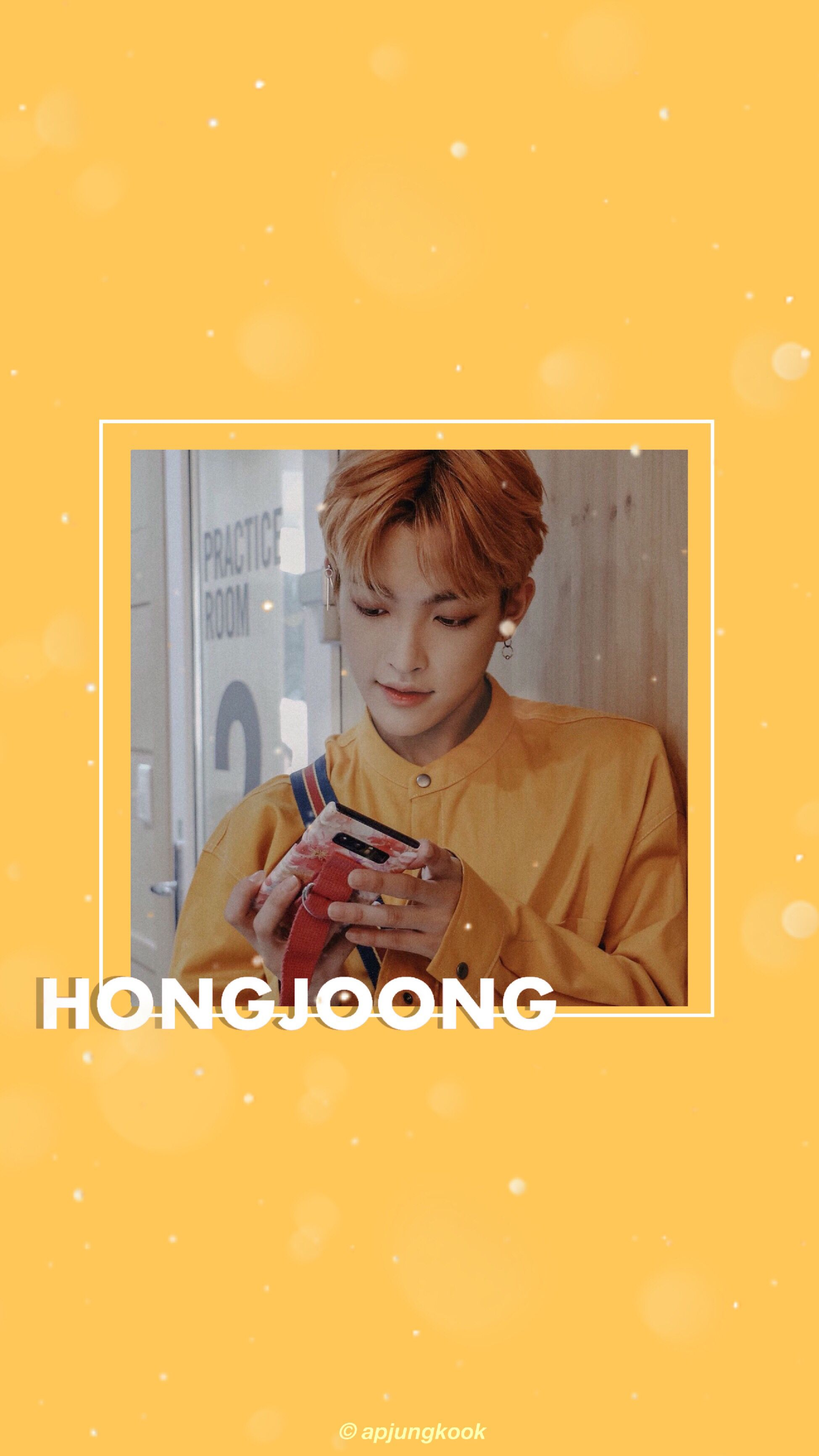 Ateez Hongjoong Wallpapers Top Free Ateez Hongjoong Backgrounds Wallpaperaccess