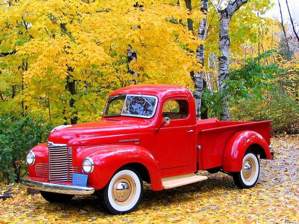 Classic Truck Wallpapers - Top Free Classic Truck