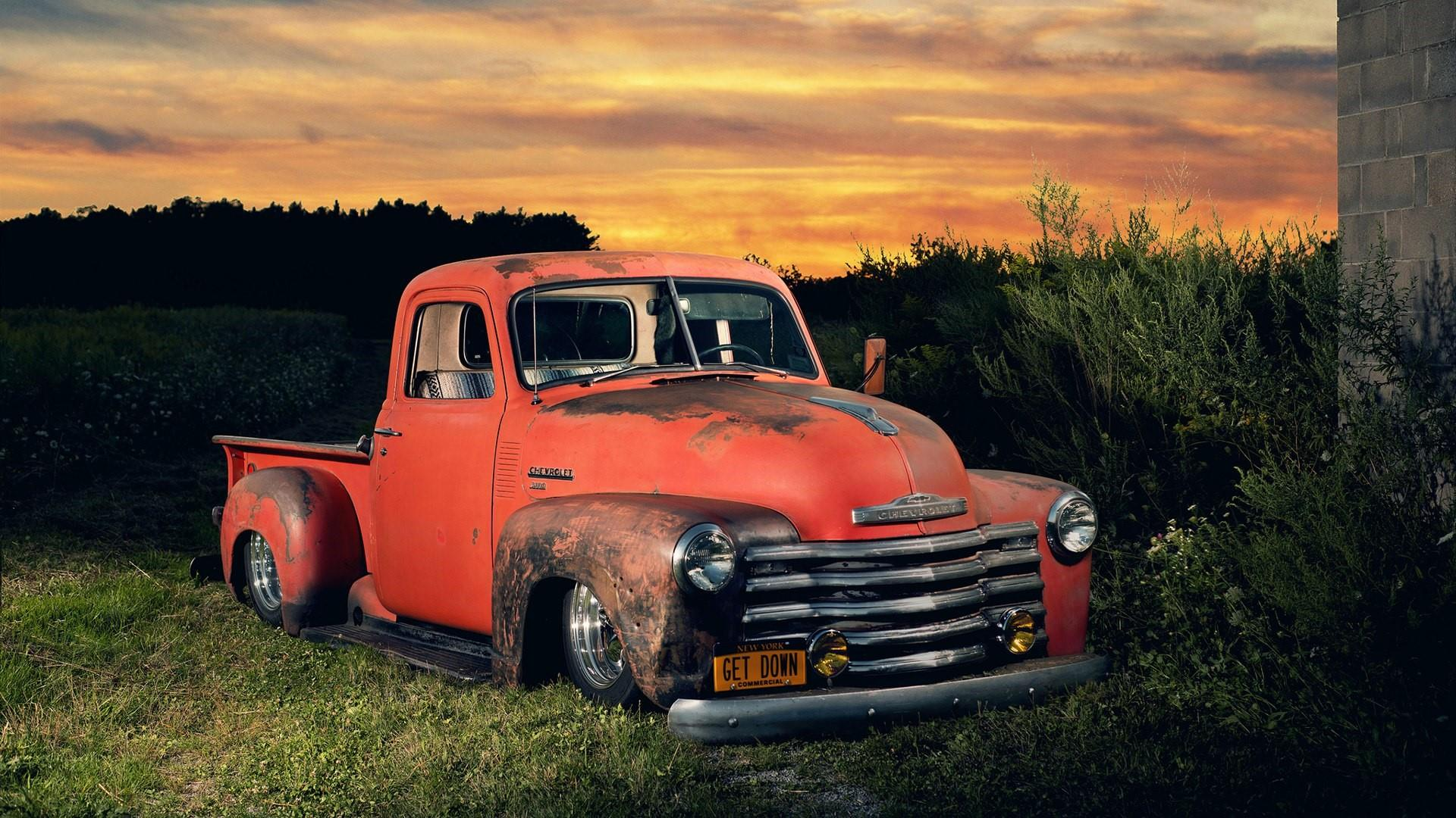 Classic truck wallpapers top free classic truck - Lifted ford trucks wallpapers ...