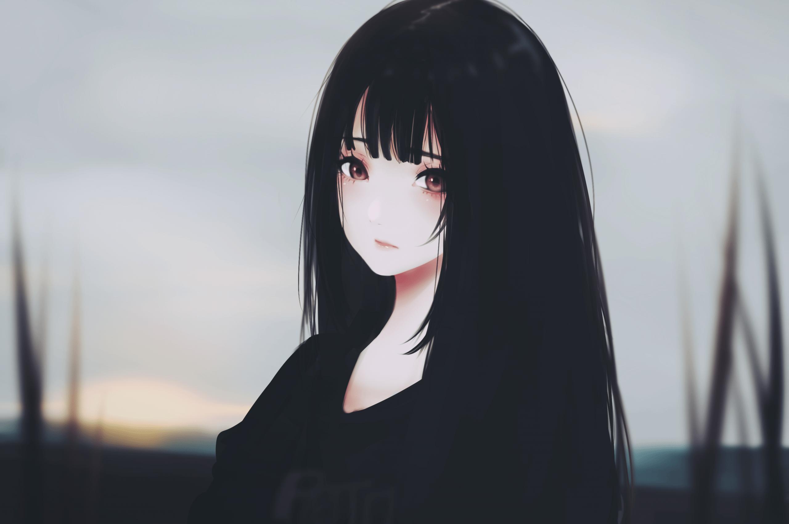 Hair girl black 7 Reasons