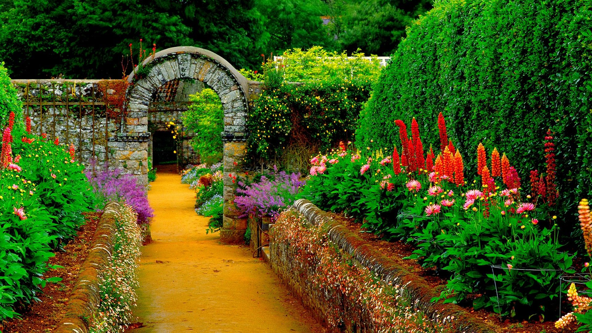Country Garden Wallpapers Top Free Country Garden Backgrounds