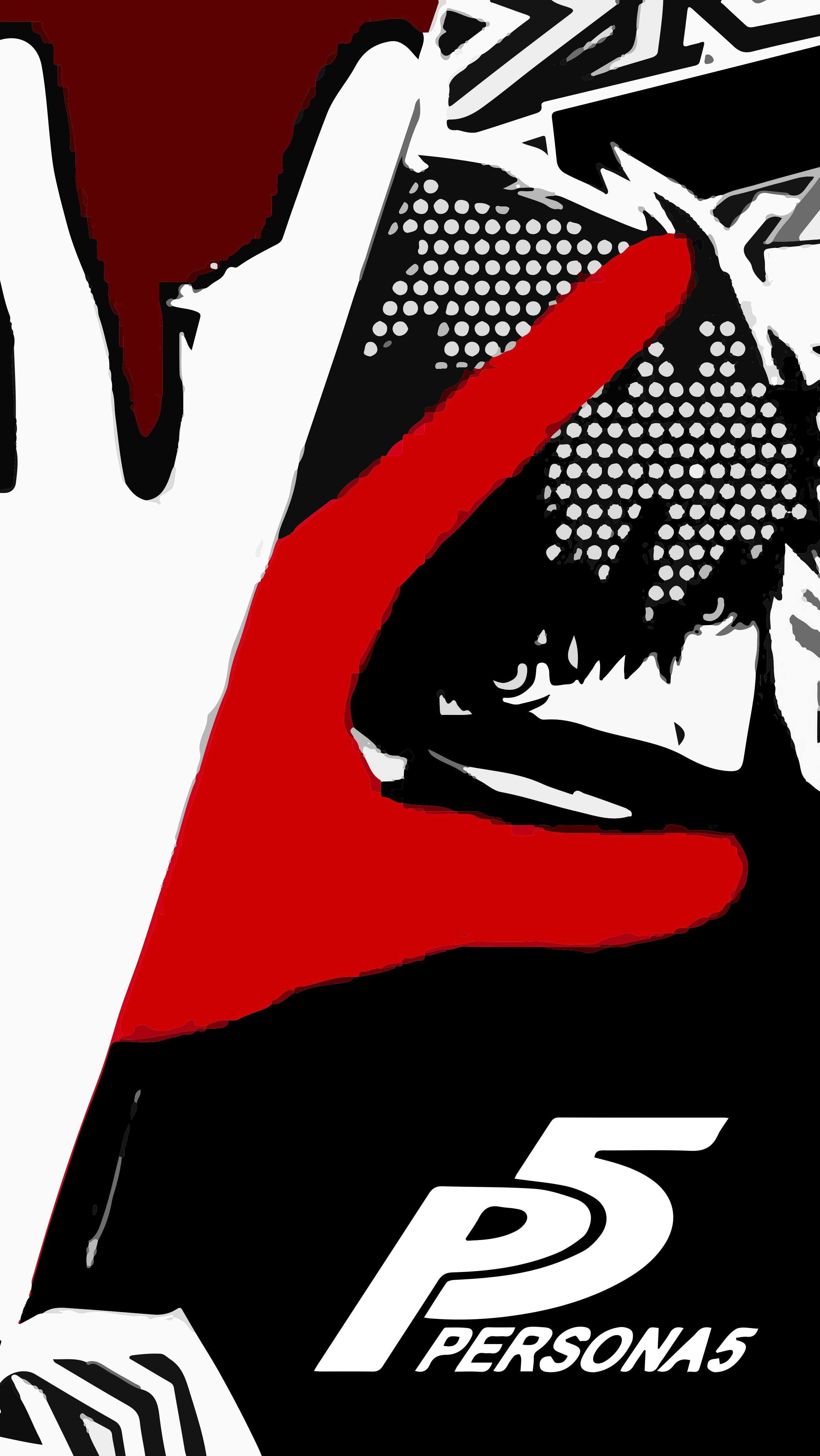 Persona 5 Iphone Wallpapers Top Free Persona 5 Iphone Backgrounds Wallpaperaccess