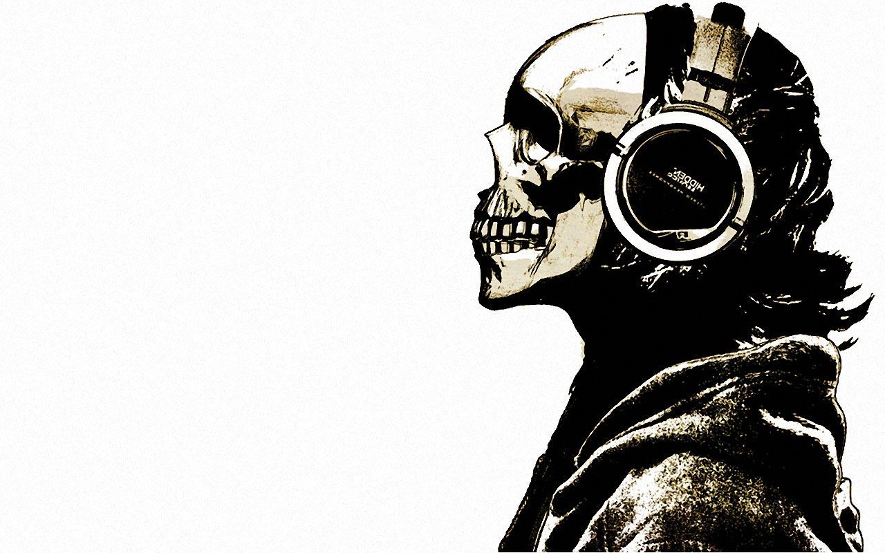 HD Skull Wallpapers - Top Free HD Skull Backgrounds - WallpaperAccess