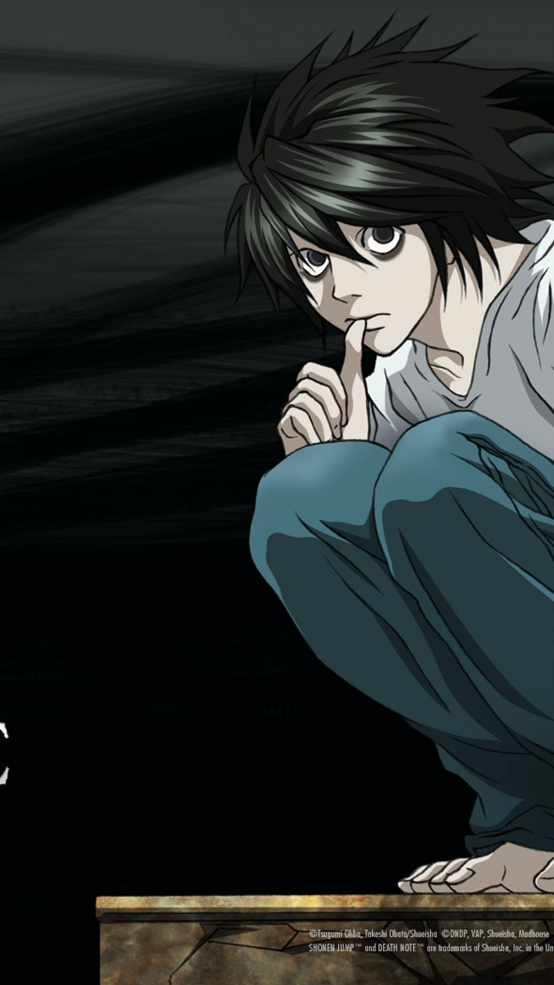 Death Note Iphone Wallpapers Top Free Death Note Iphone