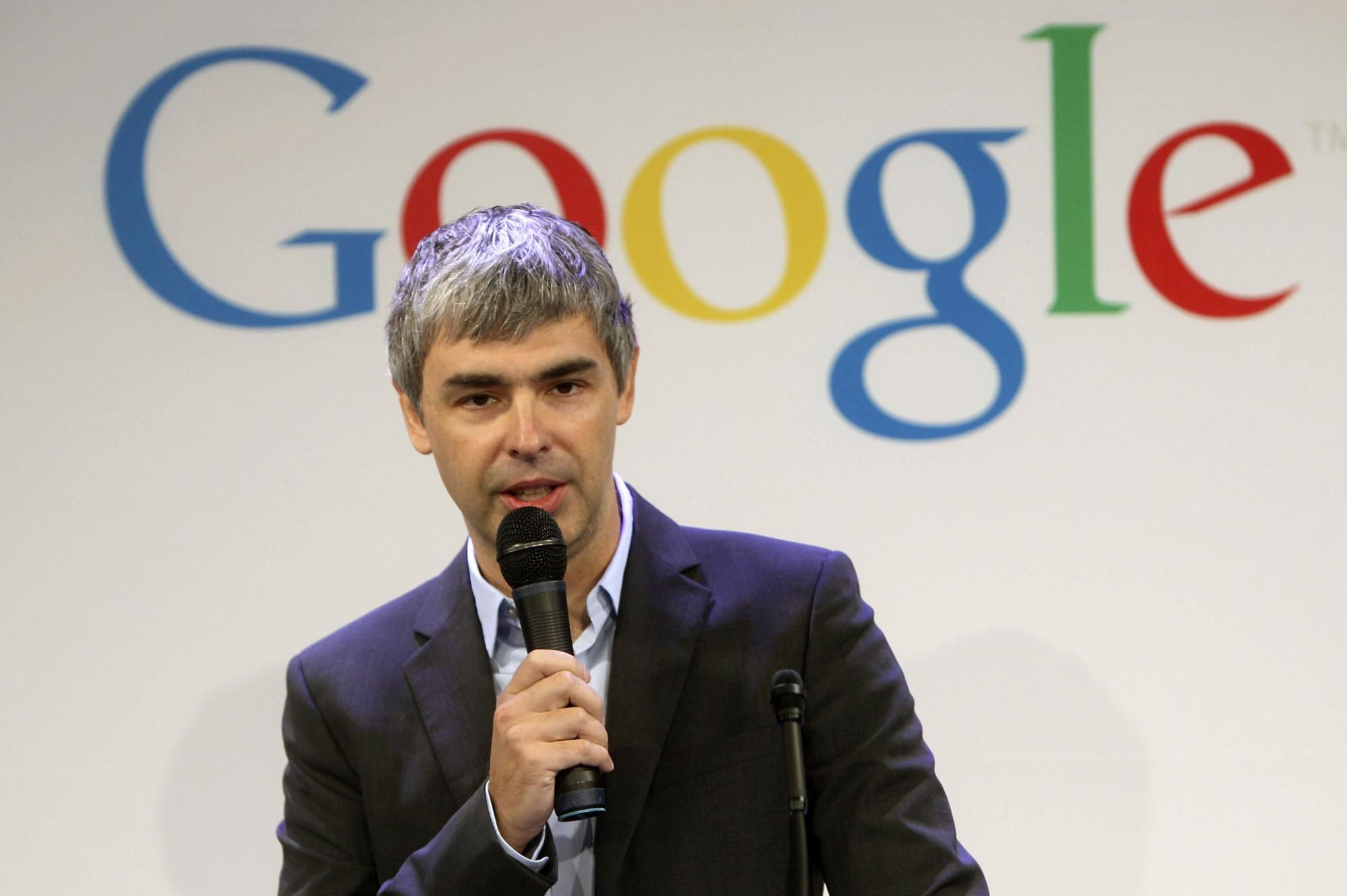 Larry Page Wallpapers - Top Free Larry Page Backgrounds - WallpaperAccess
