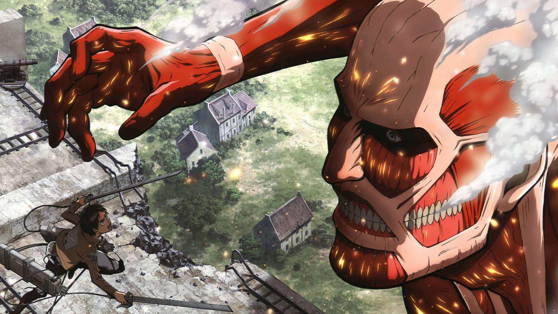1920x1080 Attack on Titan Reel Previews Season 4 Spoilers