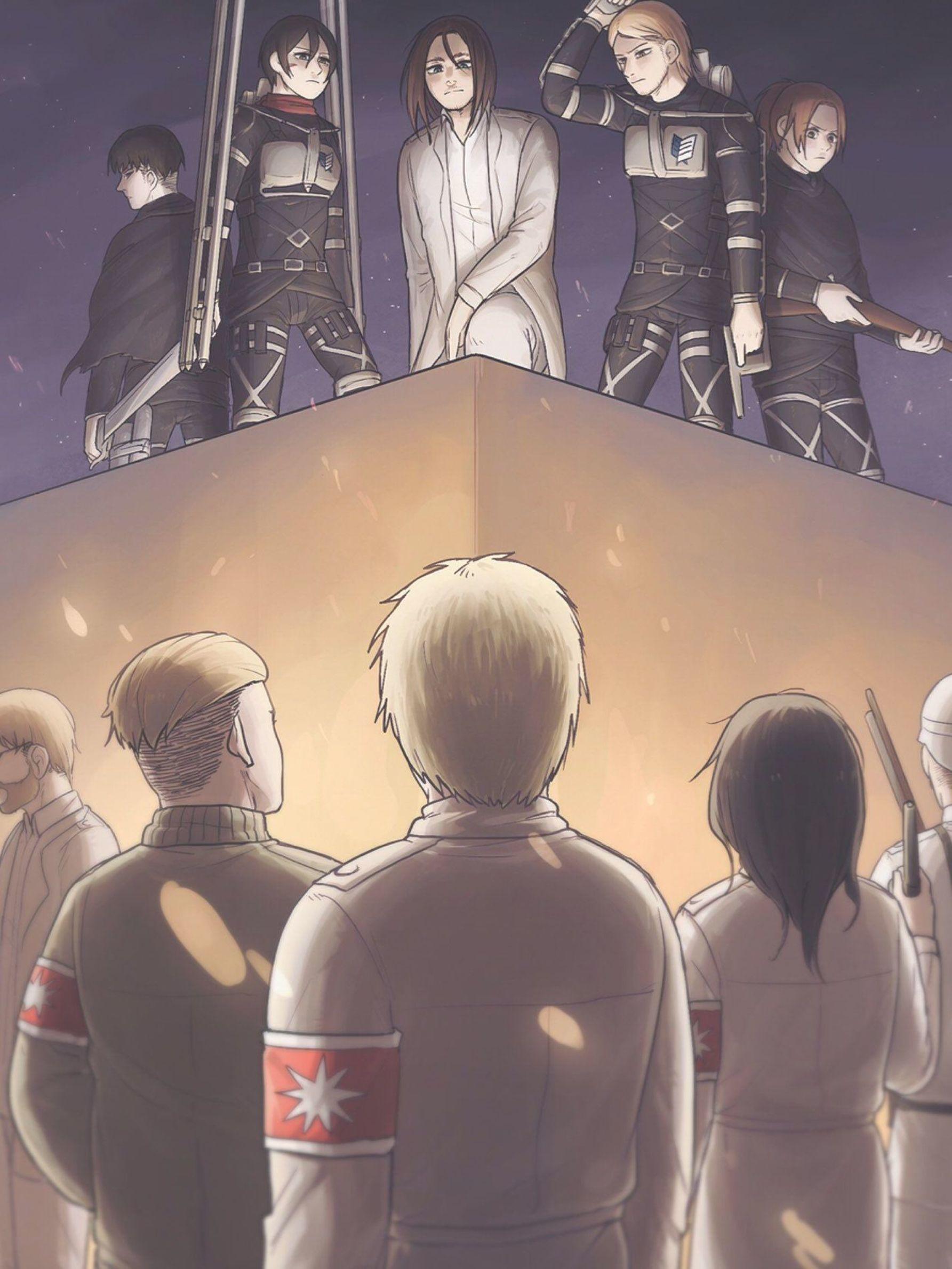 1785x2380 BORA 뽀라 - Attack on Titan Season 4. Attack on titan season, Anime, Attack on titan