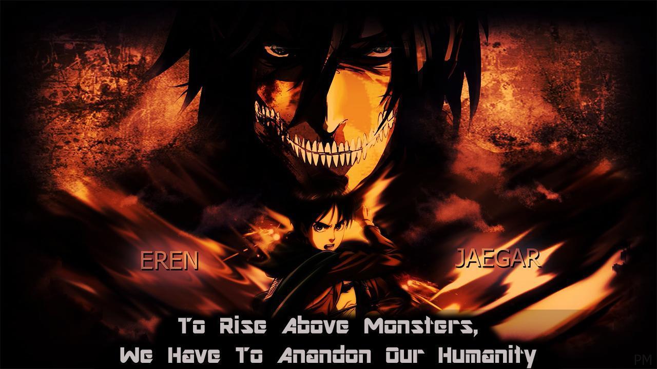 1280x720 Attack On Titan hình nền: attackontitan