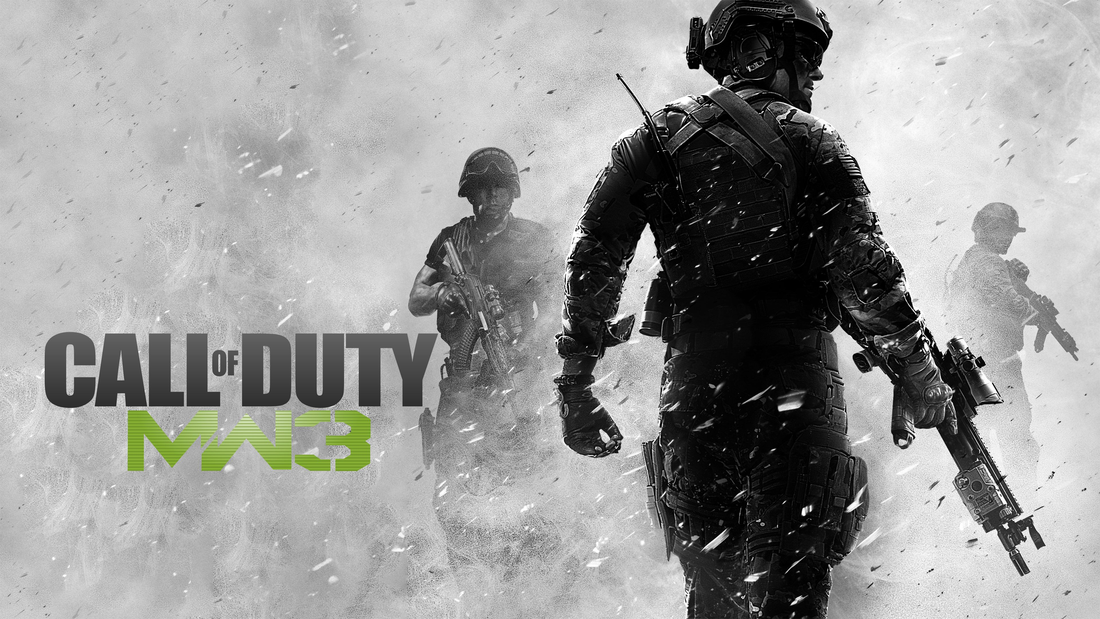 Infinity Ward Insiders Add Fuel To Mw4 Rumors Think Cod