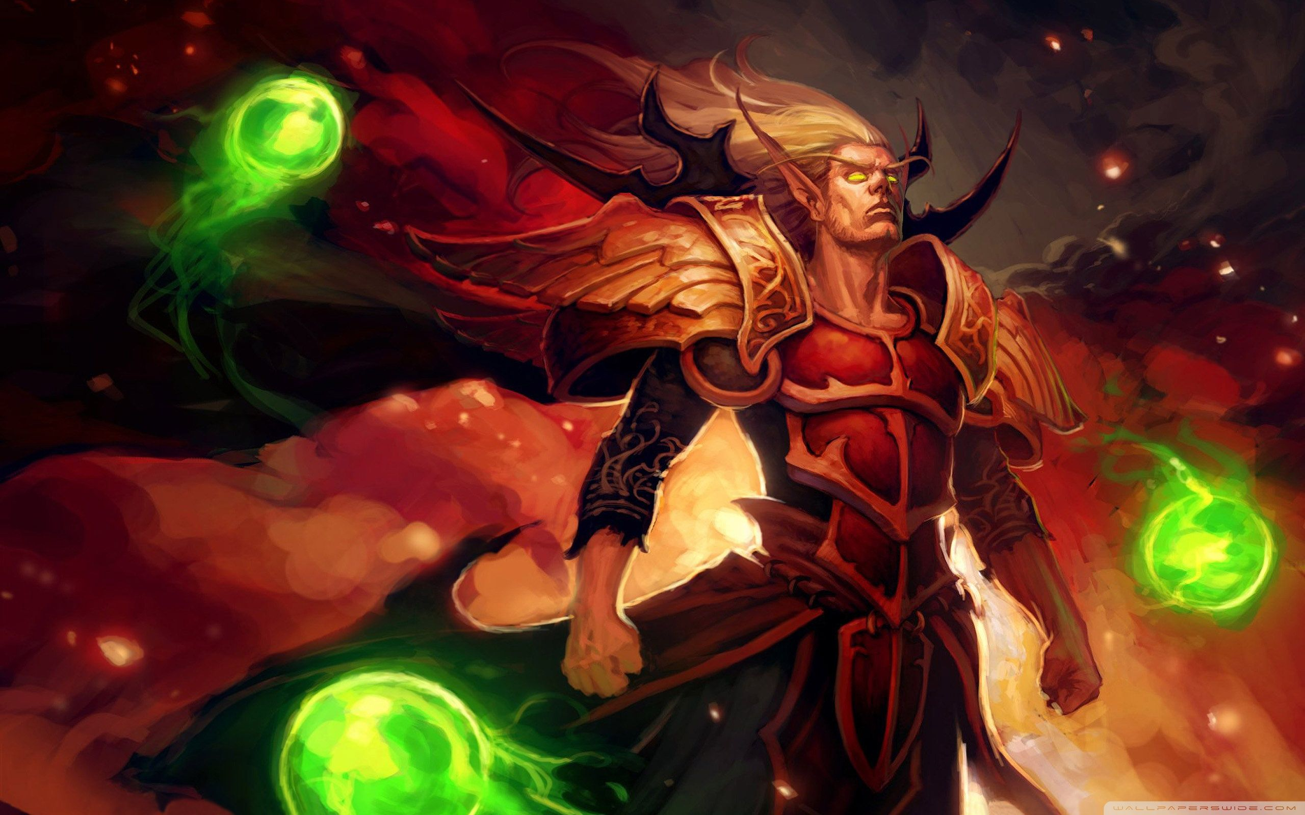 Wow Elf Wallpapers Top Free Wow Elf Backgrounds