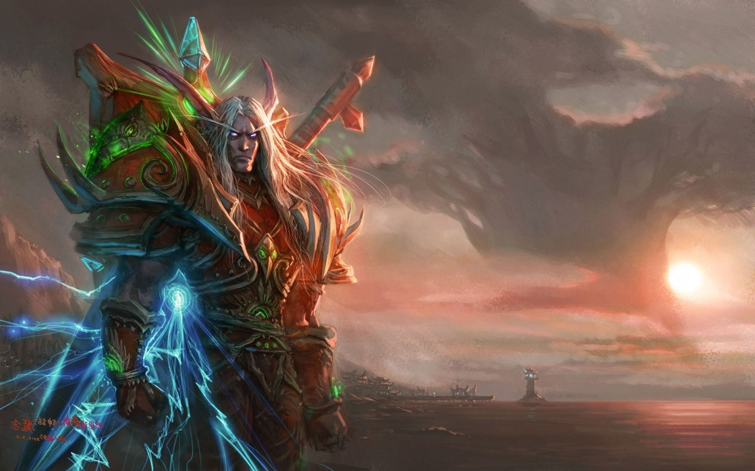 Blood Elf Wallpapers Top Free Blood Elf Backgrounds