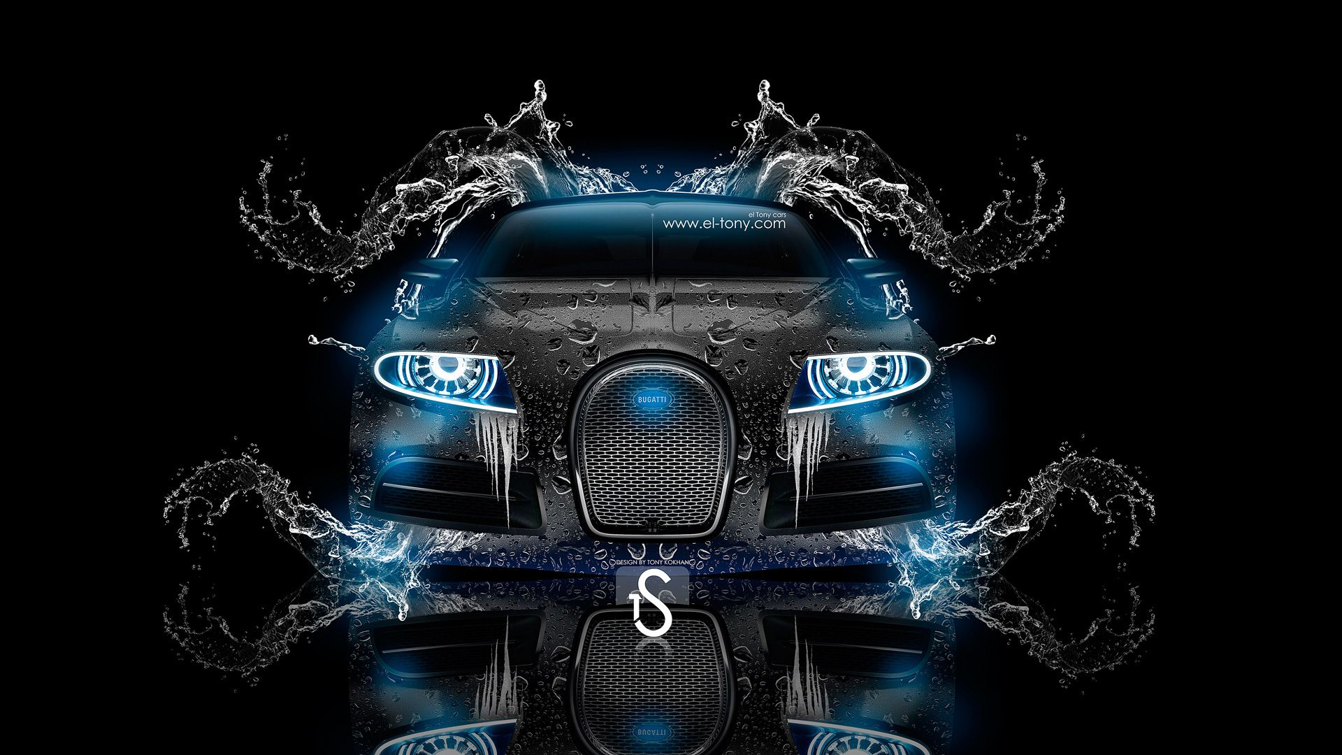 Neon Bugatti Wallpapers Top Free Neon Bugatti Backgrounds
