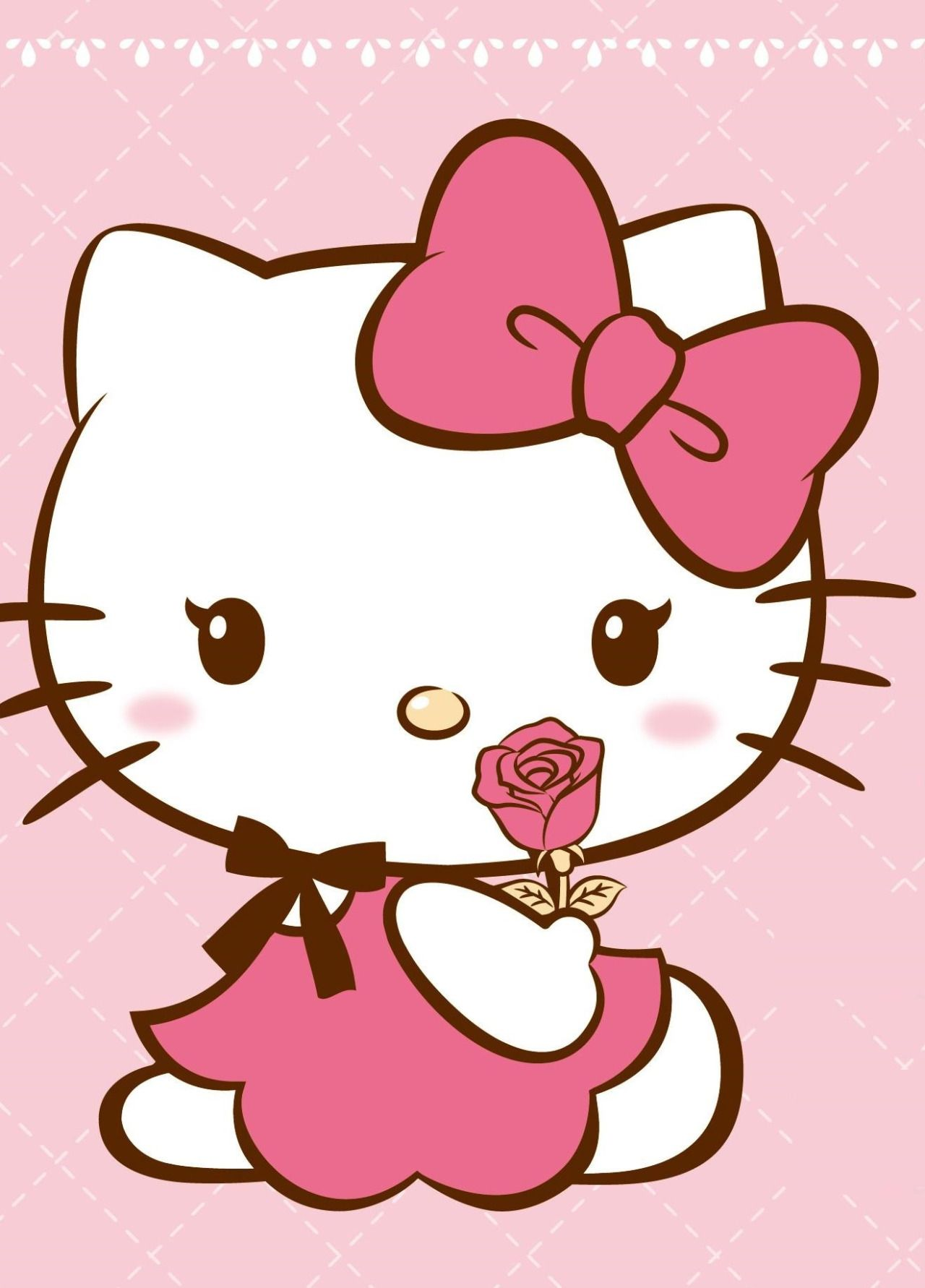 Retro Hello Kitty Wallpapers Top Free Retro Hello Kitty
