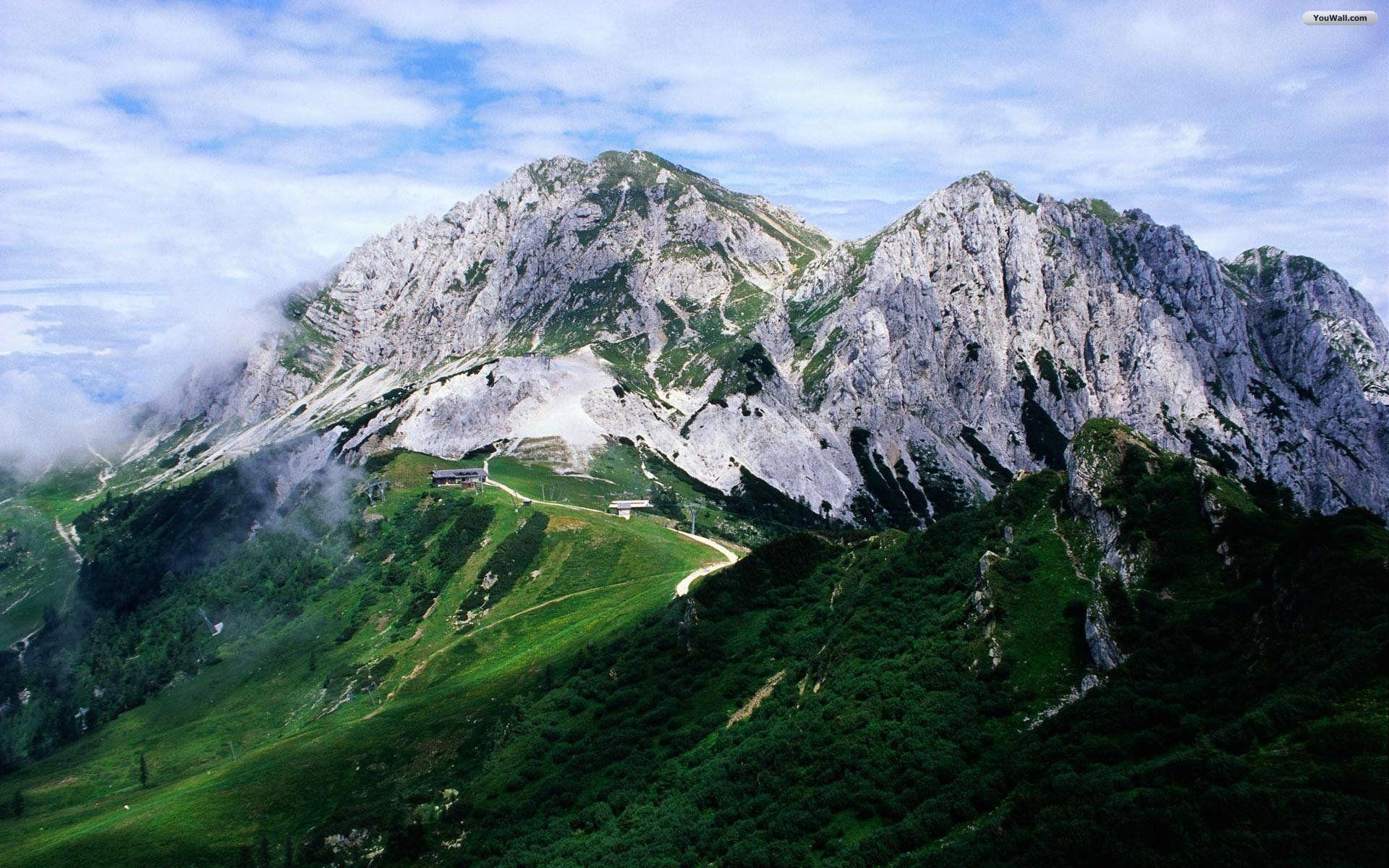 Hình nền núi 1920x1200