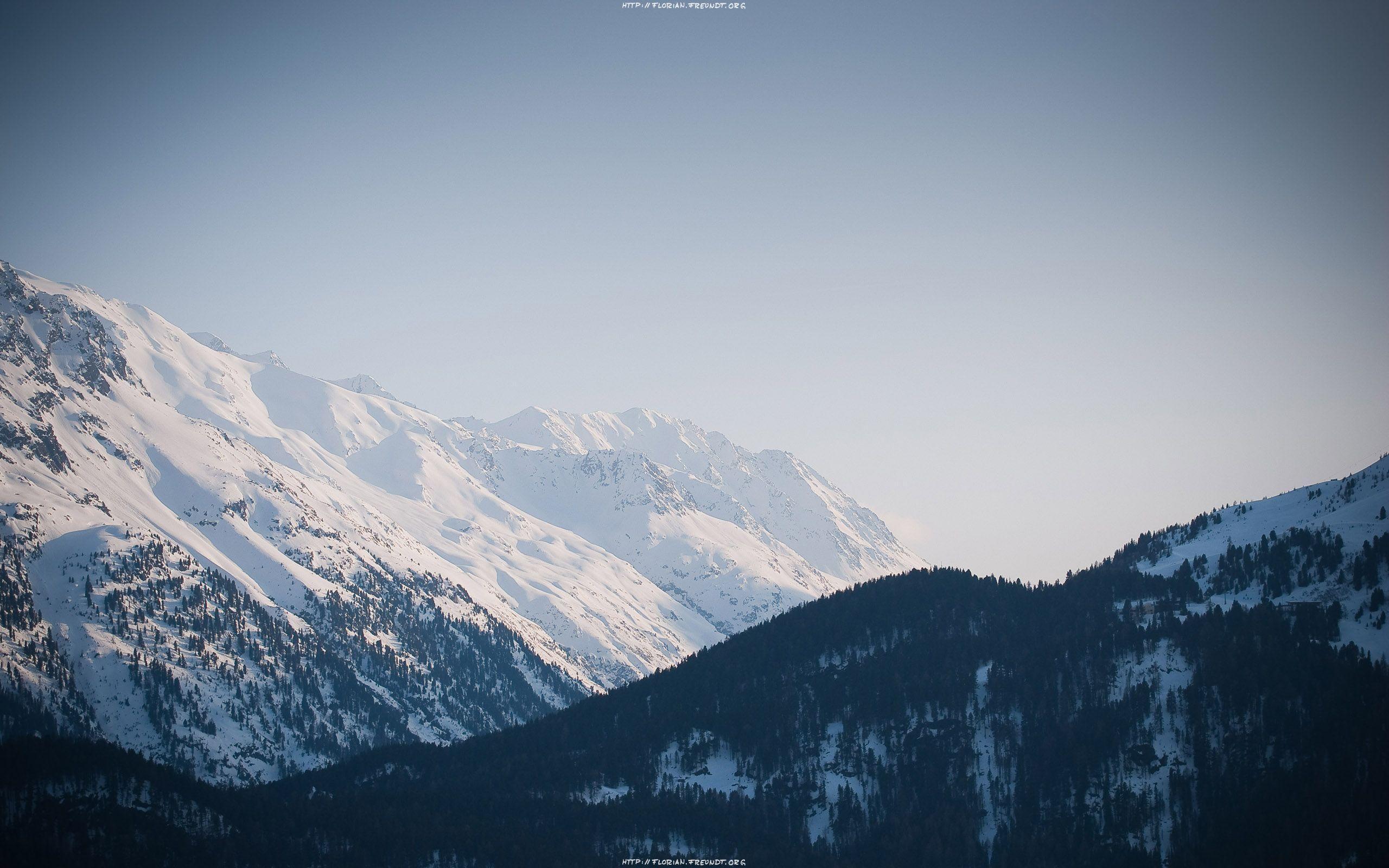 Hình nền núi rộng 2560x1600 HD.  Kho ảnh núi rộng HD