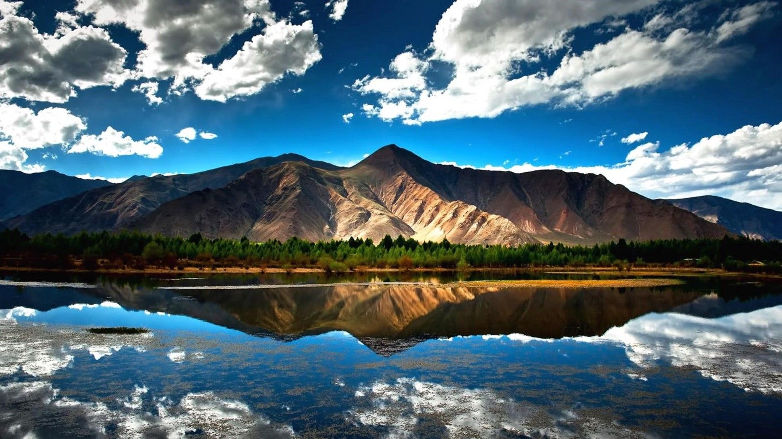 1600x899 Hình nền núi đẹp HD - hình nền - Trung bình