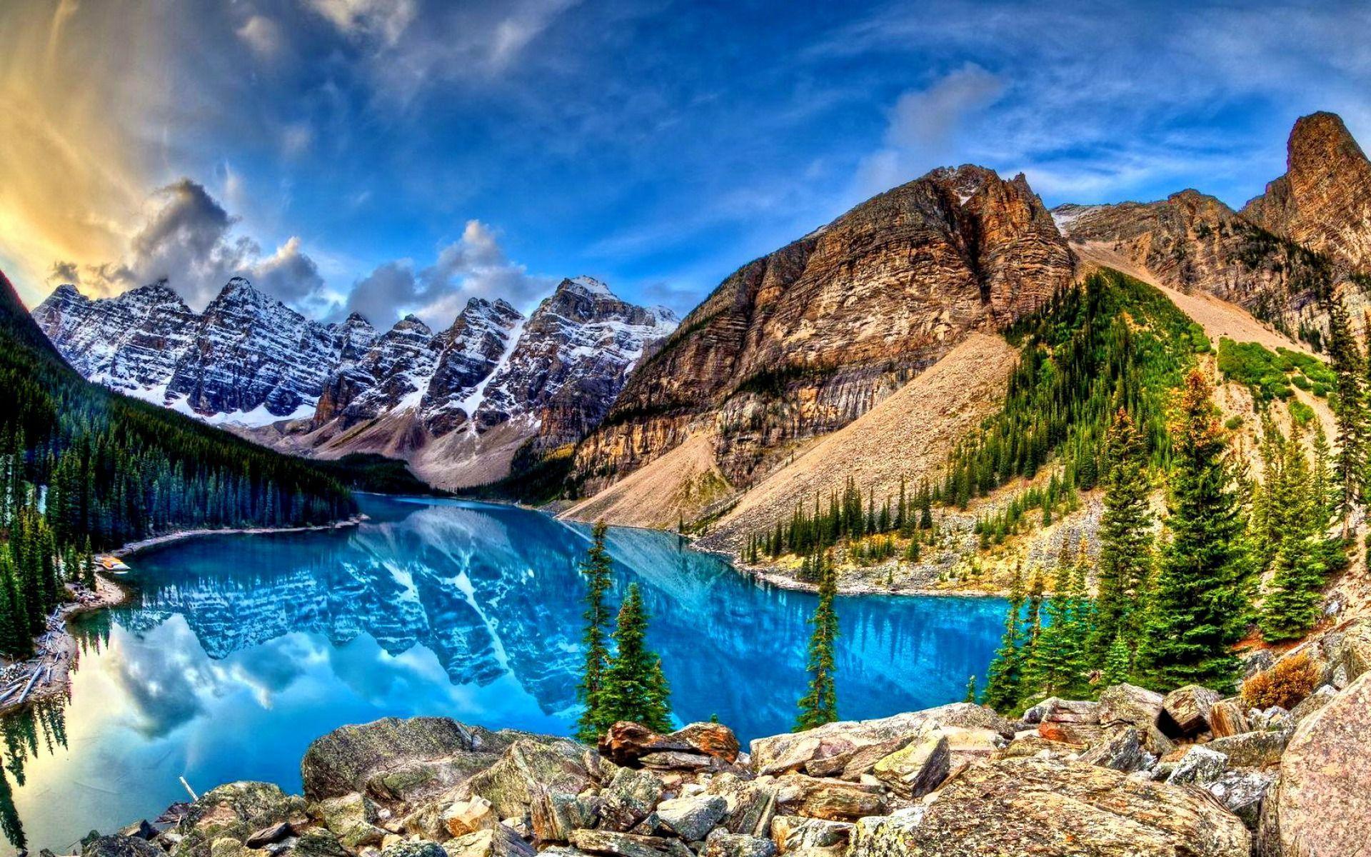 1920x1200 Rocky Mountains Hình nền, Hình ảnh, Hình ảnh