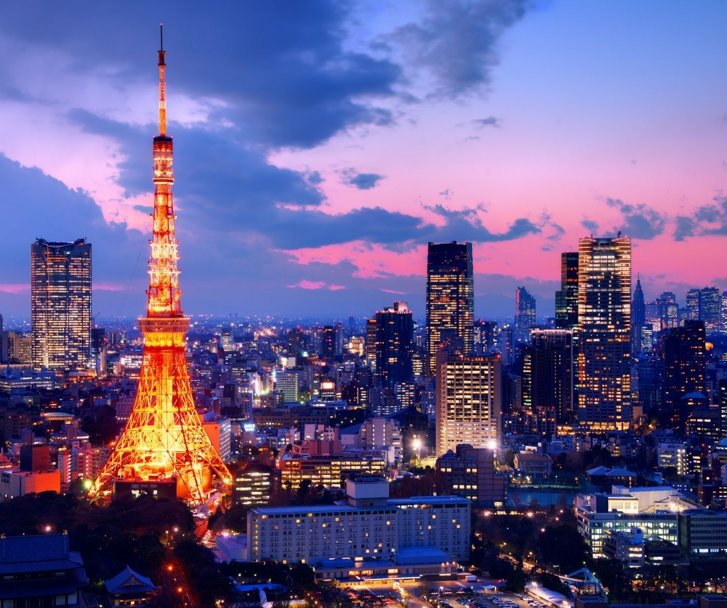 68 Best Free Tokyo Tower Wallpapers Wallpaperaccess