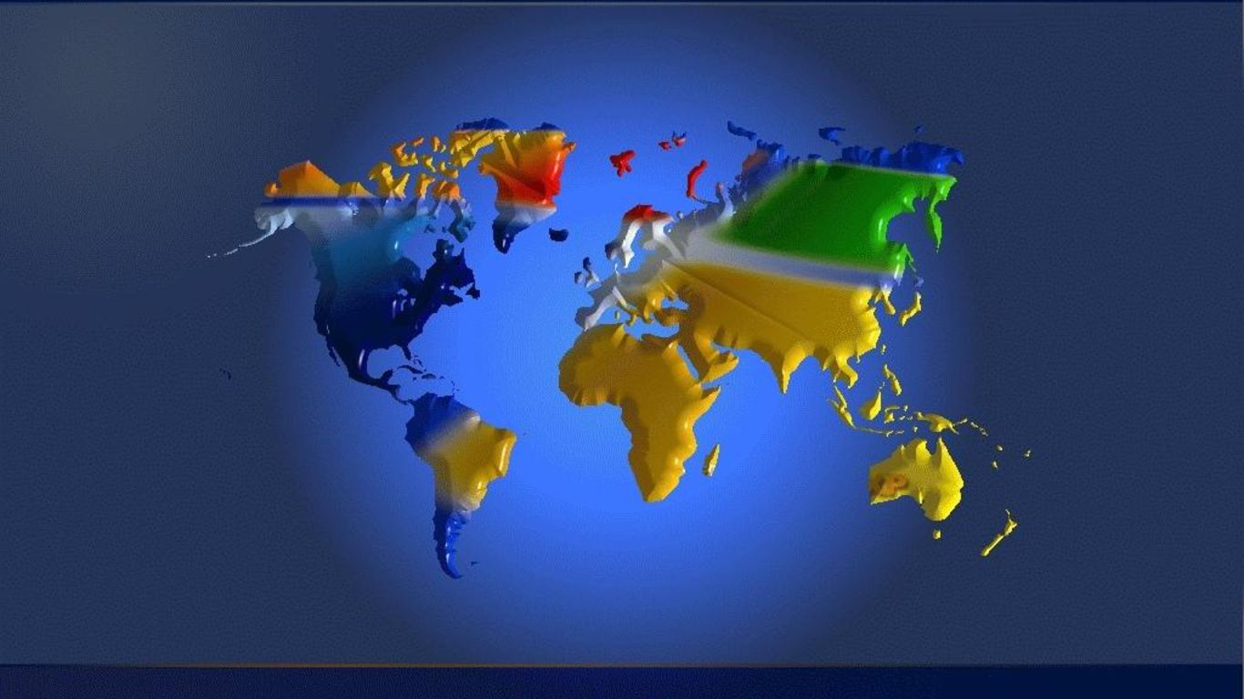 Earth Map Wallpapers - Top Free Earth Map Backgrounds - WallpaperAccess