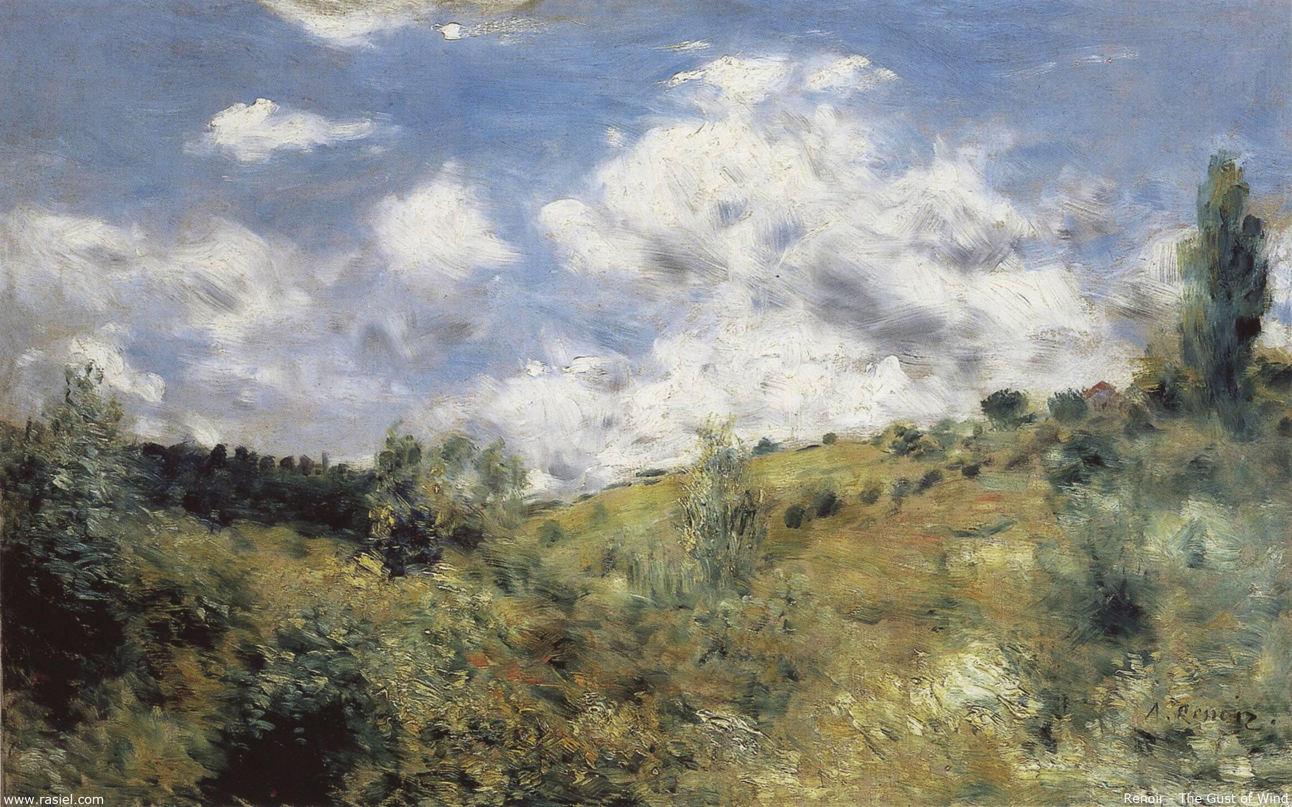 2560x1600 Renoir hình nền