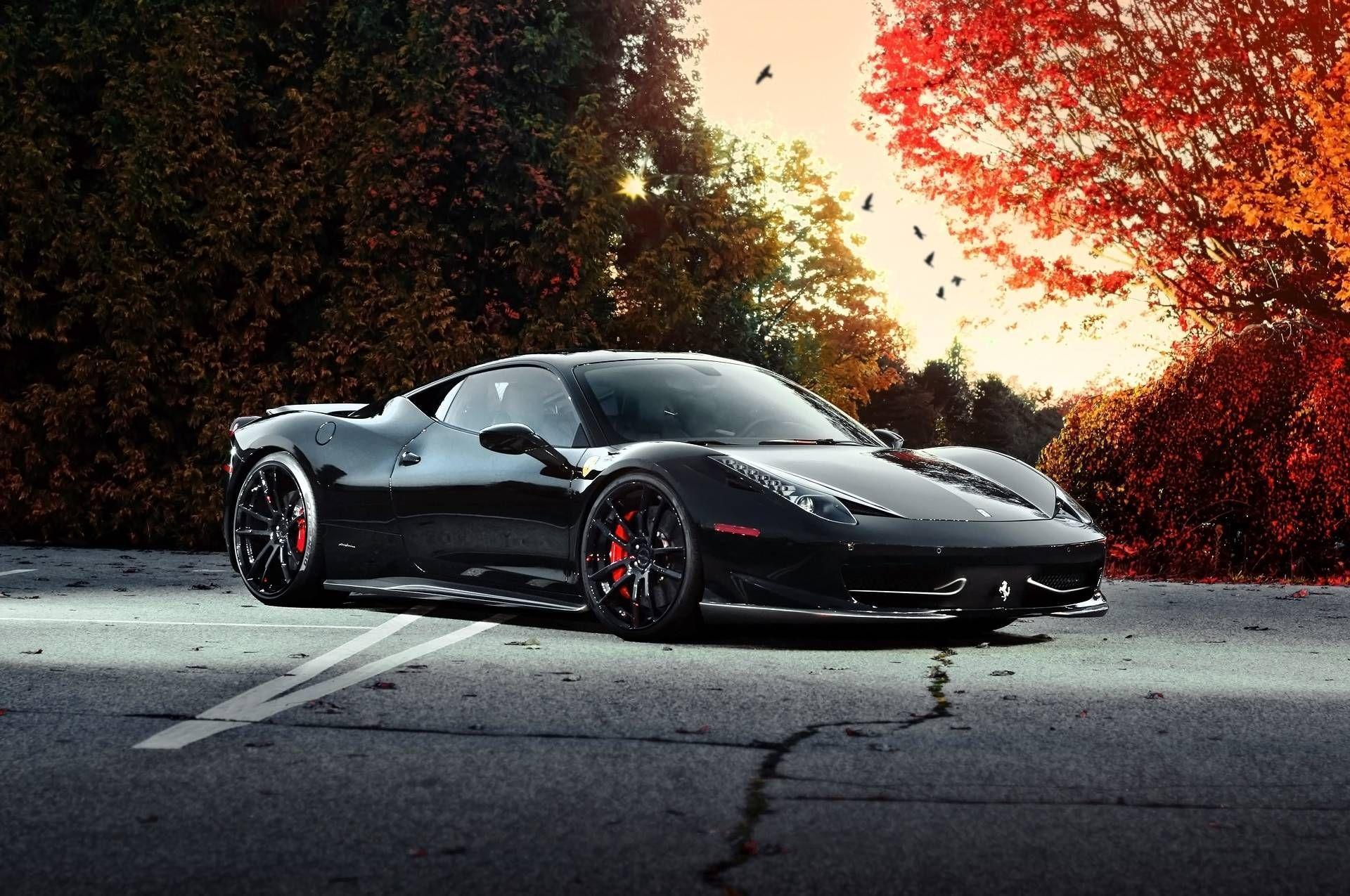 Black Ferrari Wallpapers - Top Free Black Ferrari ...