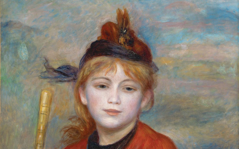 1440x900 Nghệ sĩ xuất sắc nhất - Auguste Renoir - Hình nền Rambler 1440x900