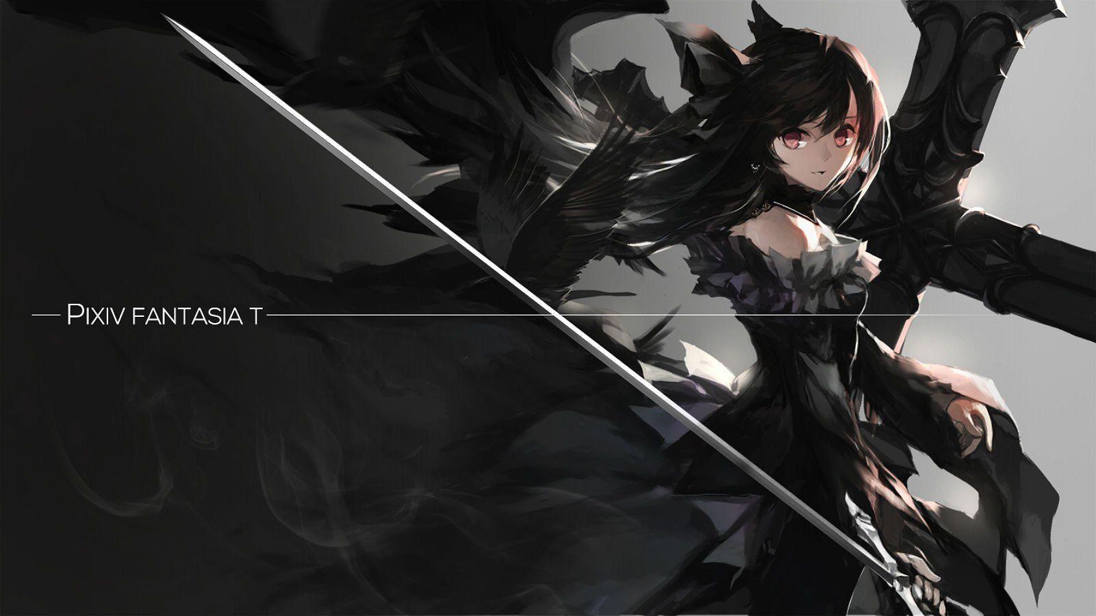 Sfondi gothic anime