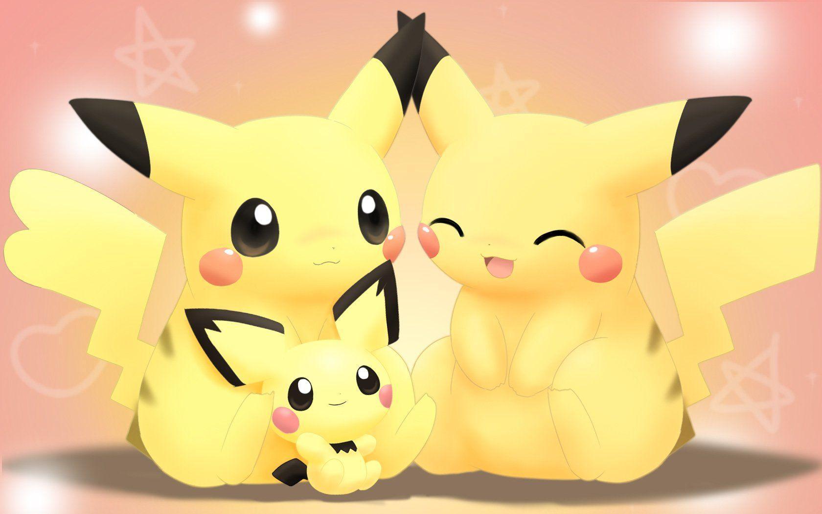 1680x1050 Pikachu HD Hình nền và Hình nền