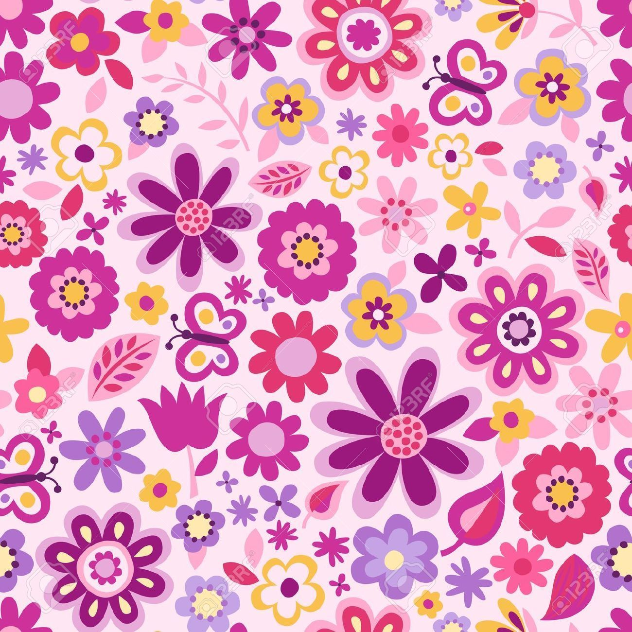 Cute Flower Design Wallpapers Top Free Cute Flower Design