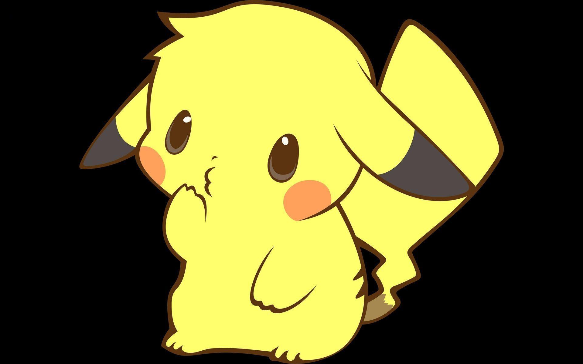 Cute Pikachu Iphone Wallpaper Hd