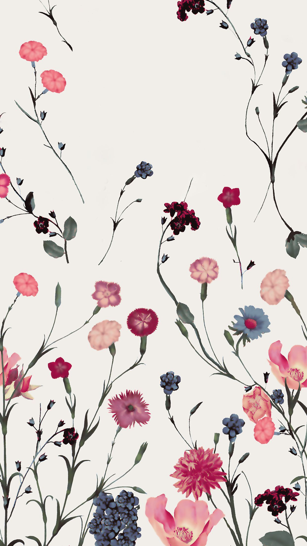 Unduh 7300 Koleksi Wallpaper Iphone Floral Terbaik