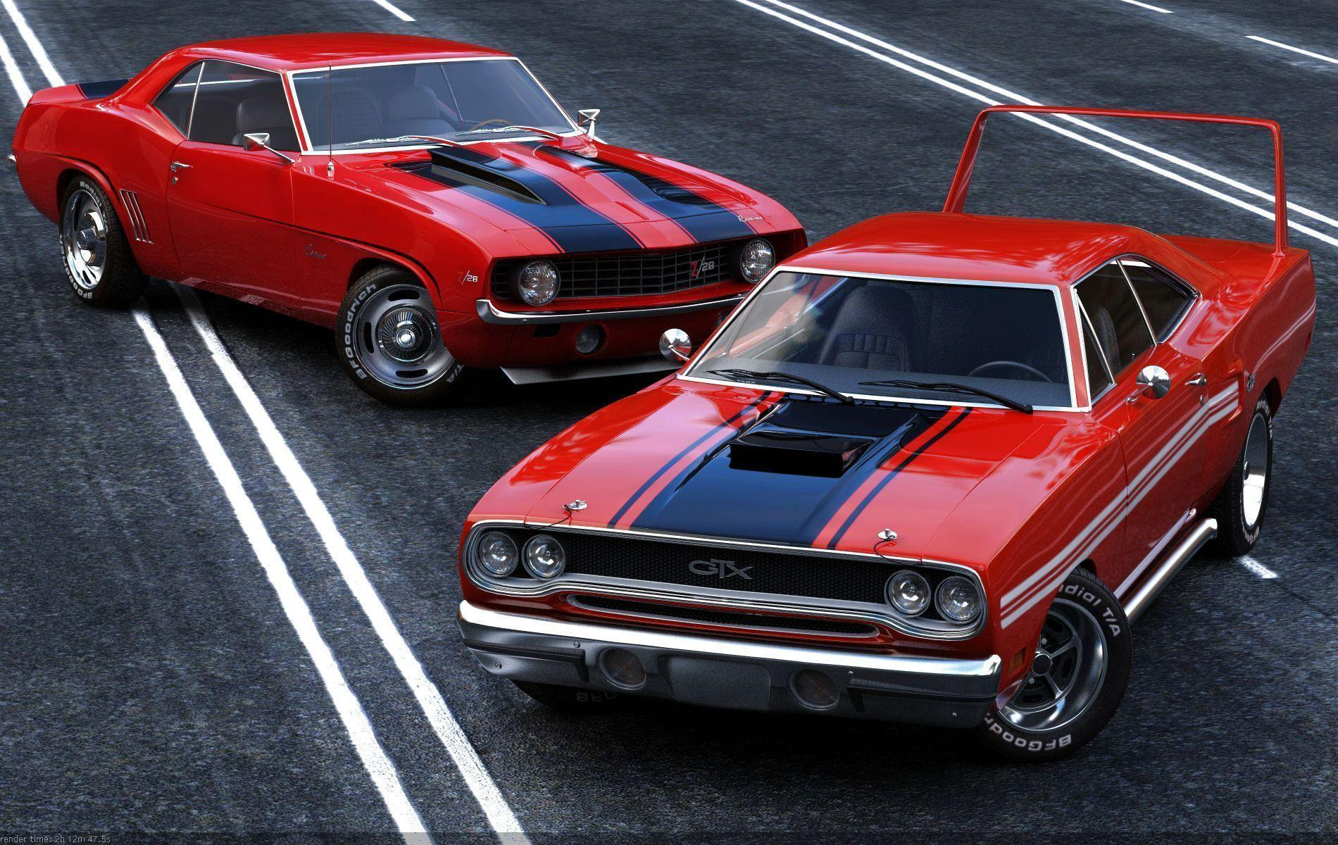 Classic Muscle Cars >> Classic Muscle Car Wallpapers Top Free Classic Muscle Car