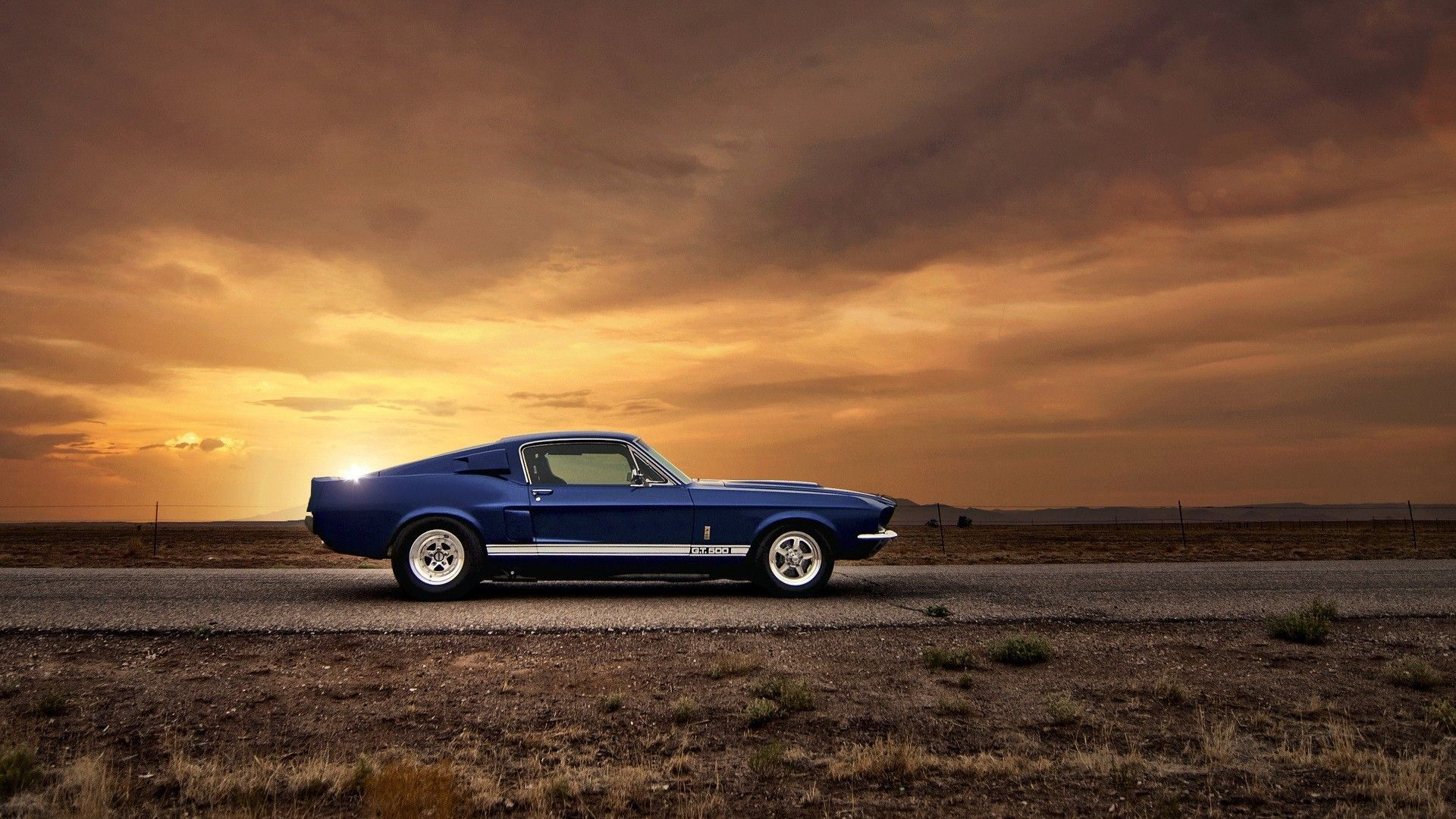 Muscle Car Wallpapers For Desktop: Muscle Car Desktop Wallpapers