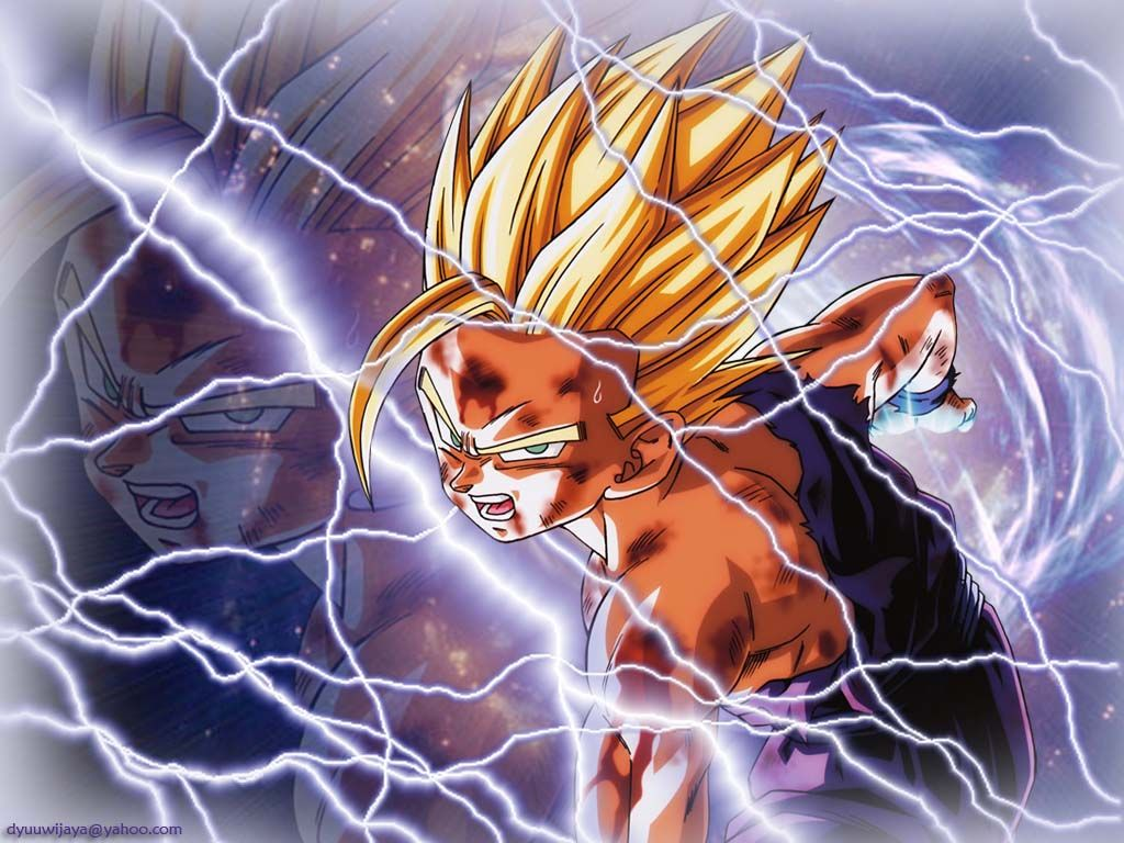 Gohan Wallpapers Top Free Gohan Backgrounds Wallpaperaccess