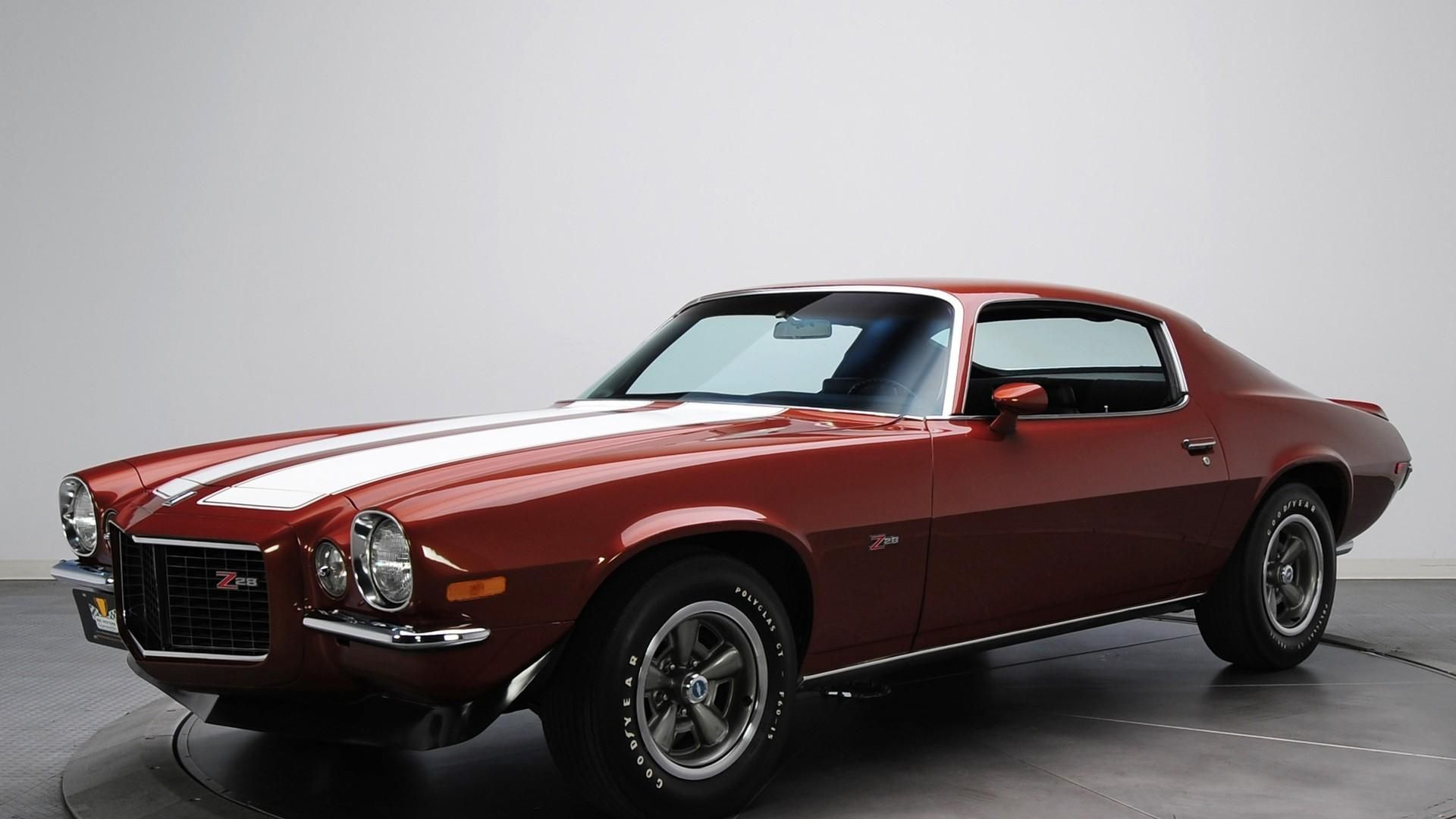 Camaro Muscle Cars Wallpapers