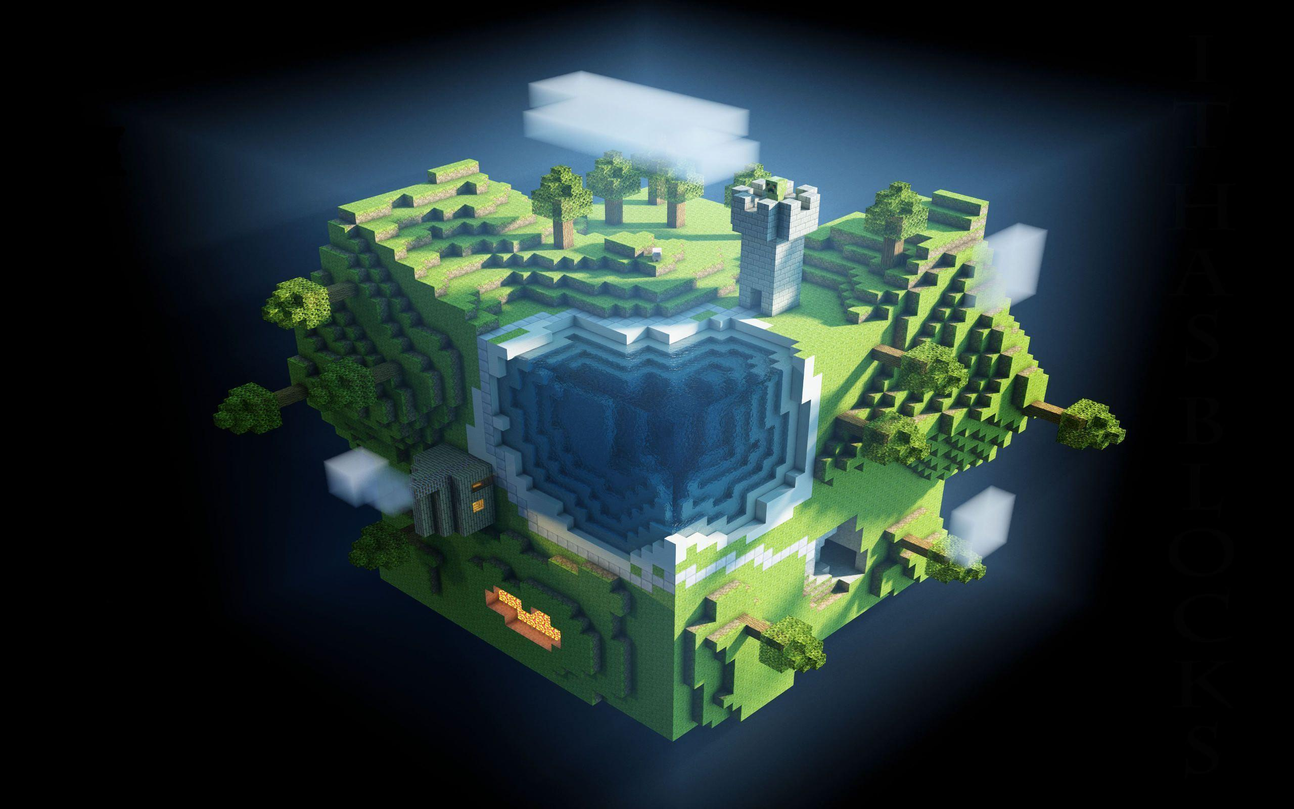 Best Minecraft Wallpapers - Top Free