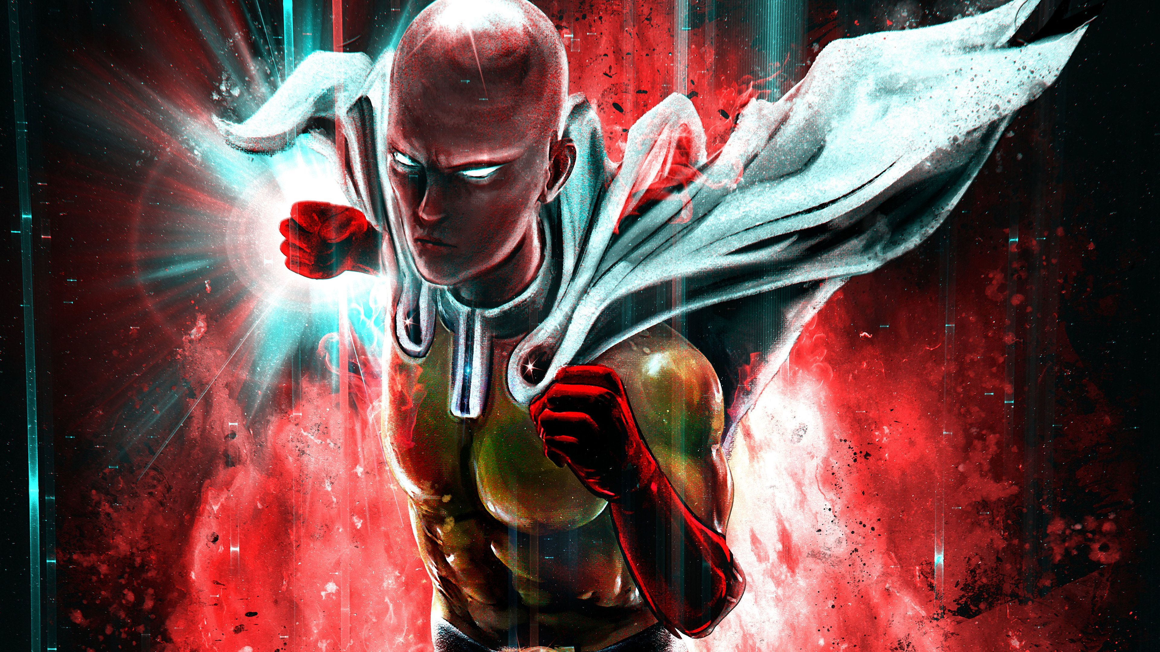 One Punch Man Anime Wallpapers Top Free One Punch Man Anime Backgrounds Wallpaperaccess