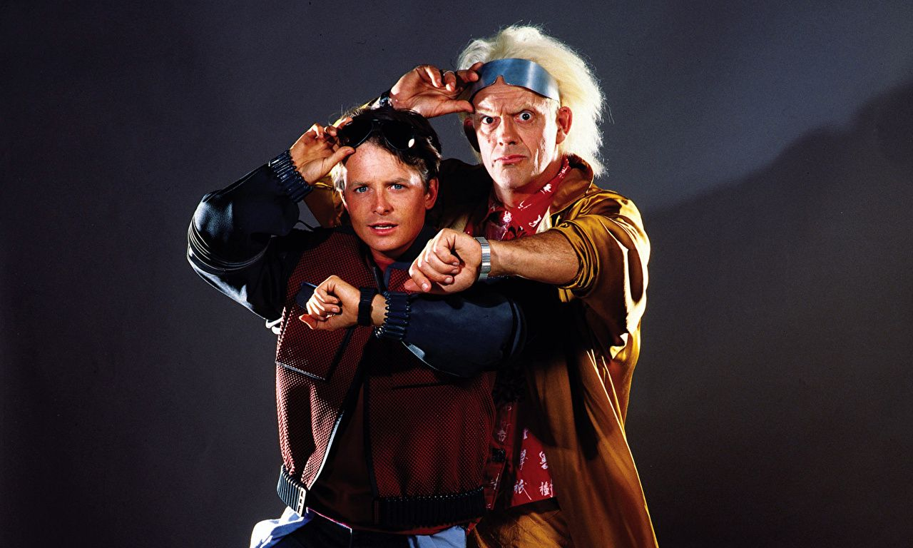 Free Back To The Future