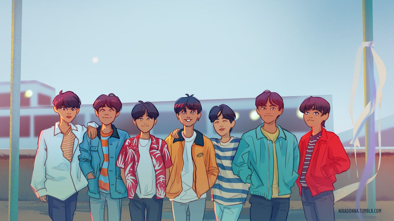 Bts Tumblr Wallpapers Top Free Bts Tumblr Backgrounds Wallpaperaccess
